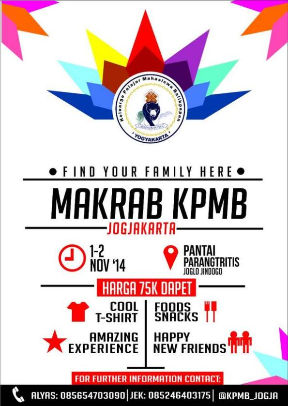 poster makrab