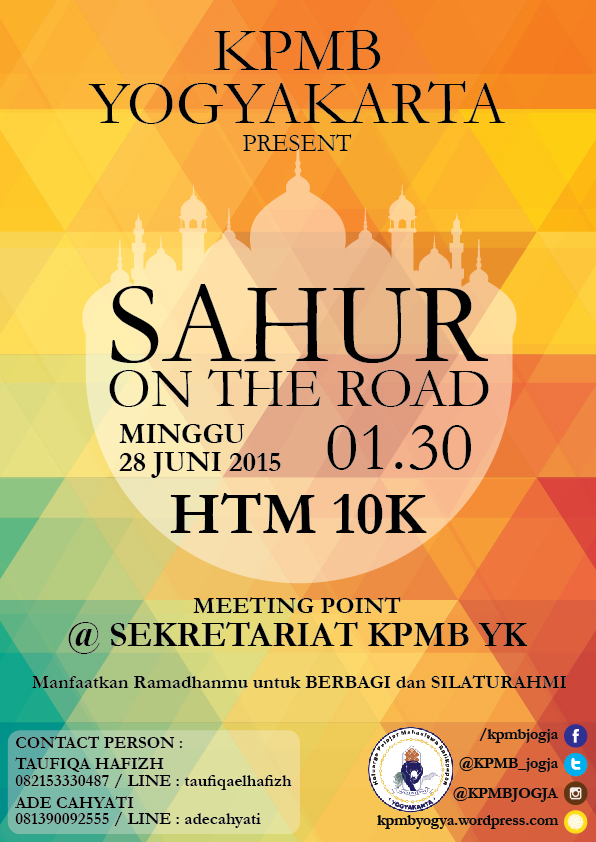KPMB YK SOTR (Sahur On The Road)